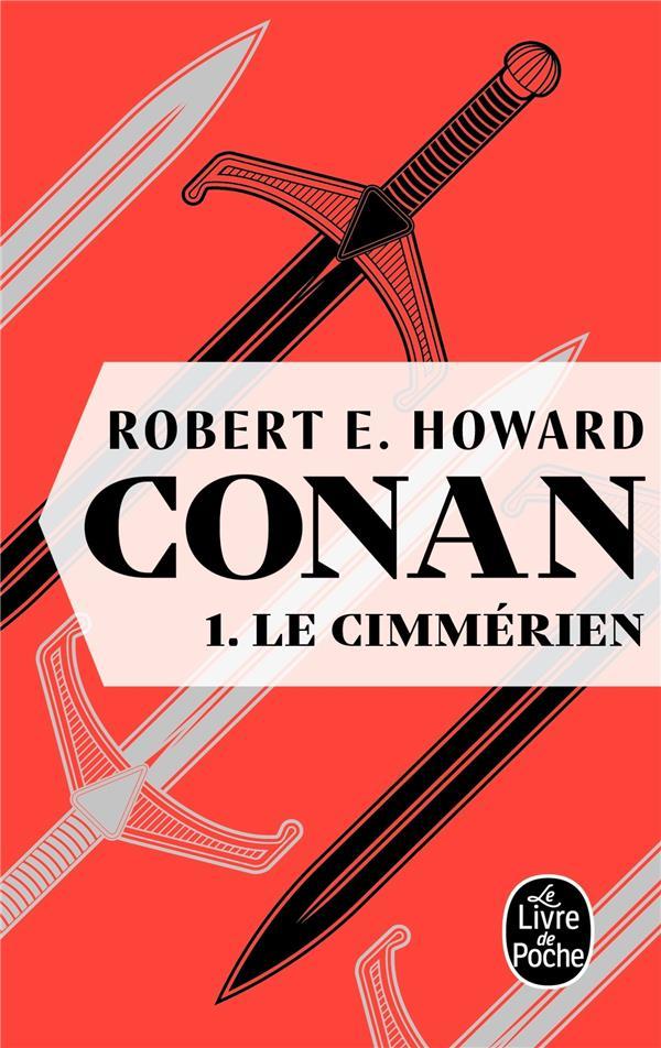 LE CIMMERIEN (CONAN, TOME 1)
