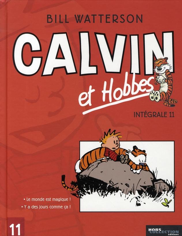 INTEGRALE CALVIN ET HOBBES - TOME 11