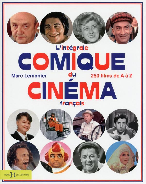 L'INTEGRALE COMIQUE DU CINEMA FRANCAIS