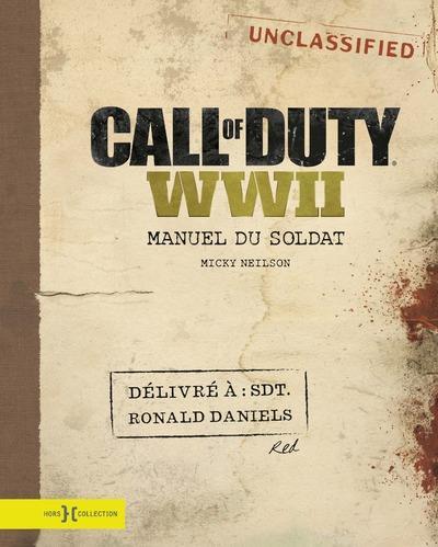 CALL OF DUTY WWII - MANUEL DU SOLDAT