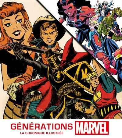 GENERATIONS MARVEL