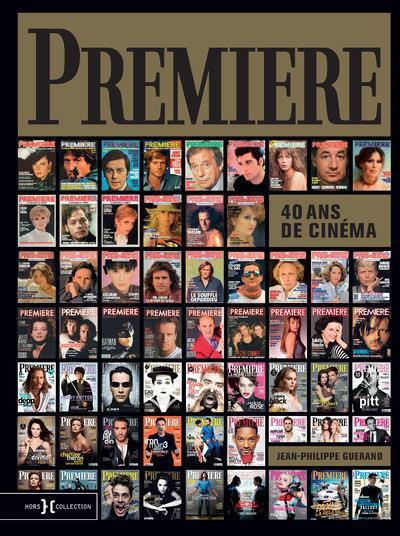 PREMIERE, 40 ANS DE CINEMA