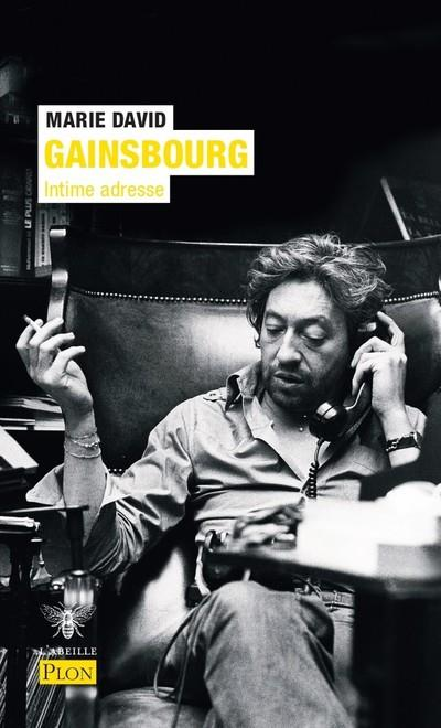 SERGE GAINSBOURG - INTIME ADRESSE