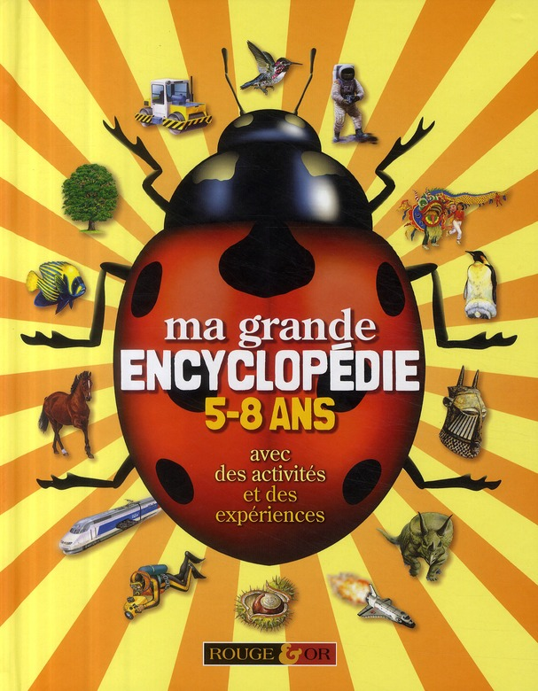 MA GRANDE ENCYCLOPEDIE 5-8 ANS