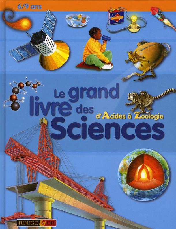 GRAND LIVRE DES SCIENCES