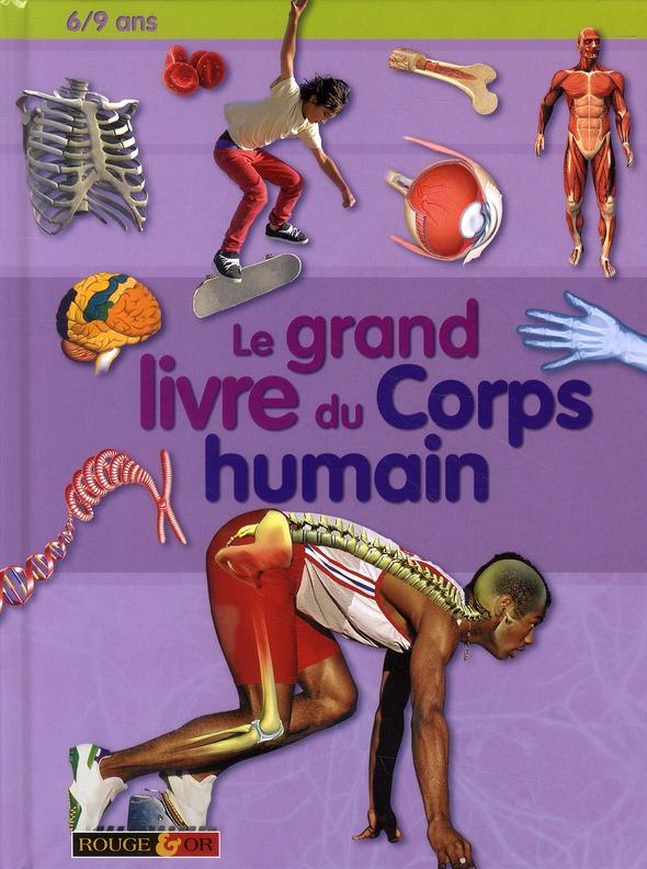 GRAND LIVRE DU CORPS HUMAIN