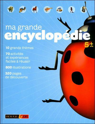 MA GRANDE ENCYCLOPEDIE 5+