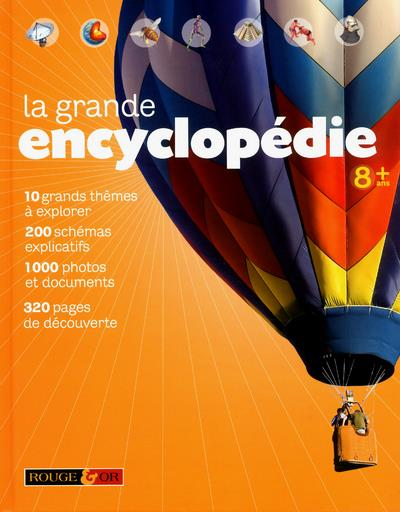 GRANDE ENCYCLOPEDIE 8+