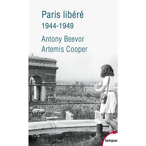 PARIS LIBEREE 1944-1949