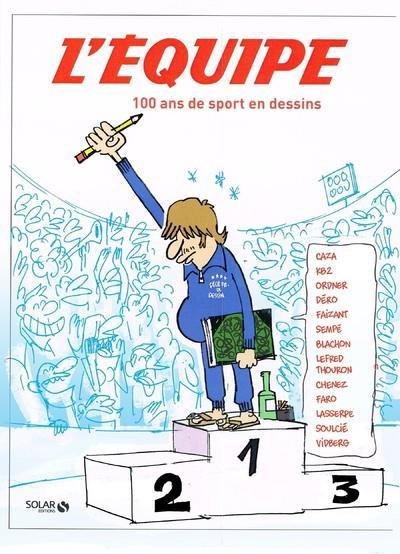 100 ANS DE SPORT EN DESSINS