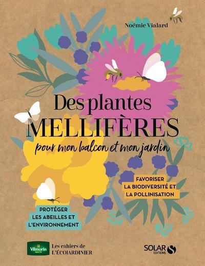 DES PLANTES MELLIFERES POUR MON BALCON ET MON JARDIN