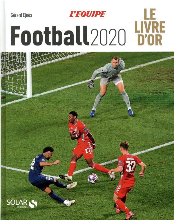 LIVRE D'OR DU FOOTBALL 2020