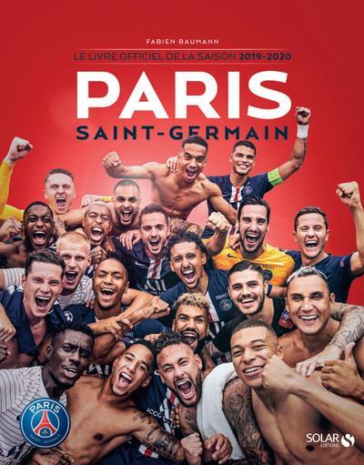 PARIS, LE LIVRE OFFICIEL DE LA SAISON 2019-2020