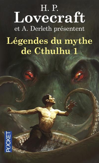 LEGENDES DU MYTHE DE CTHULHU - TOME 1 - VOL1
