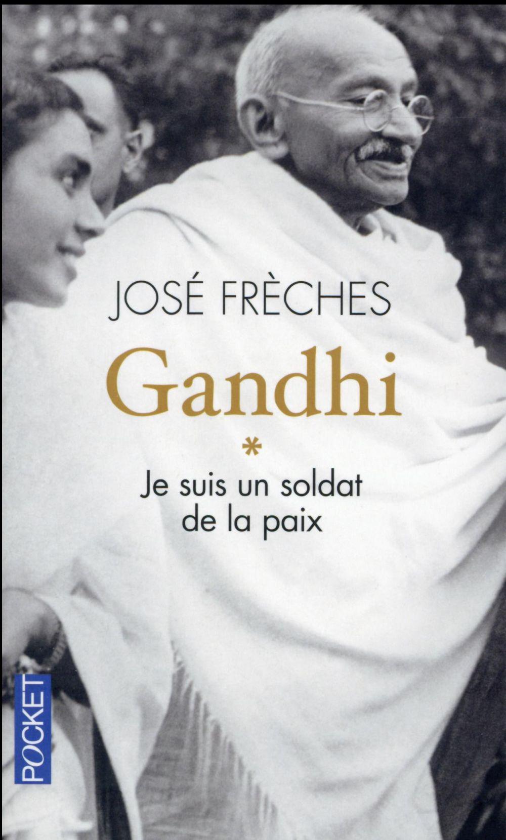 GANDHI - TOME 1 JE SUIS UN SOLDAT DE LA PAIX - VOL1