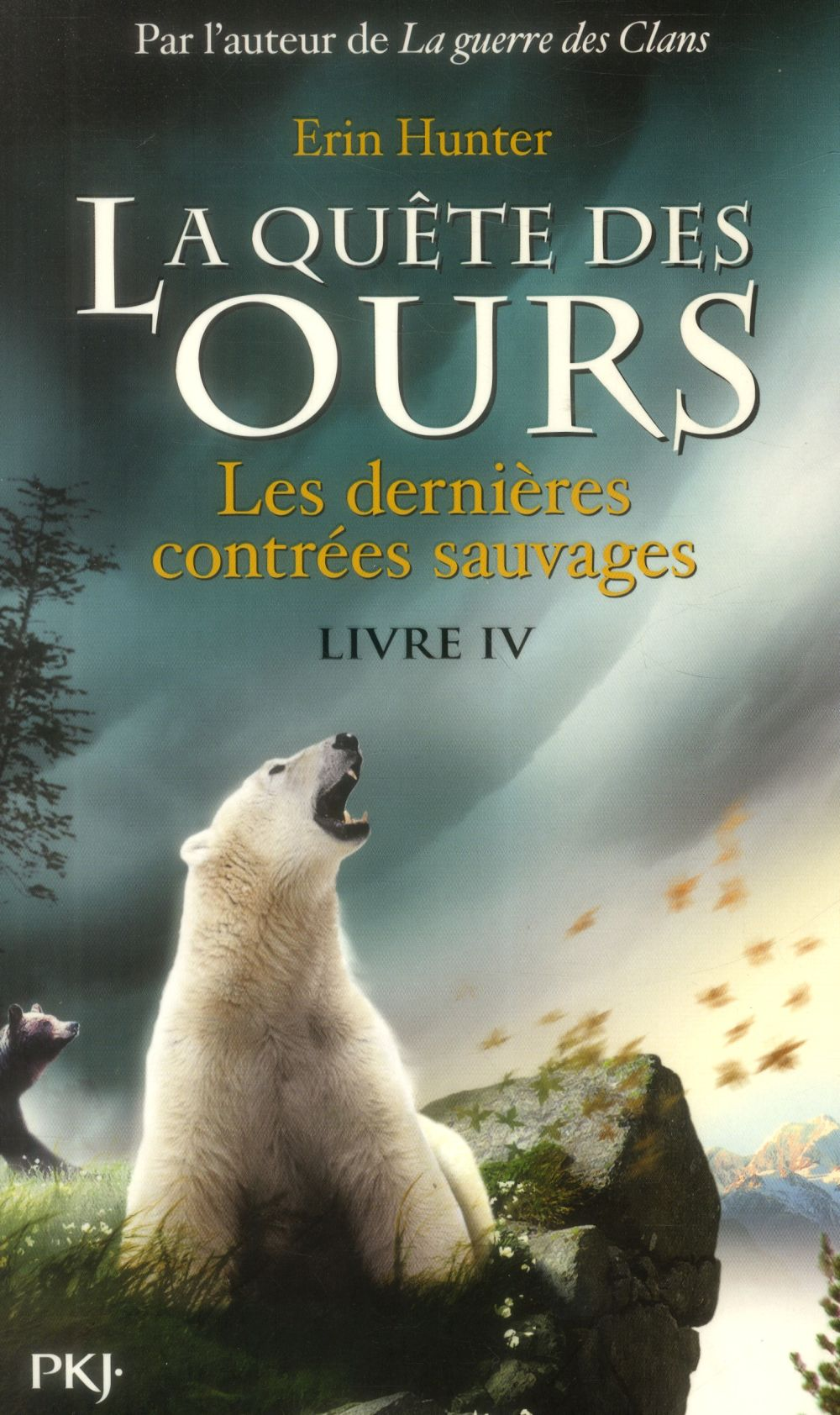 LA QUETE DES OURS - TOME 4 LES DERNIERES CONTREES SAUVAGES
