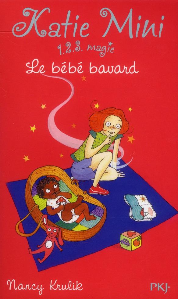 KATIE MINI - NUMERO 3 LE BEBE BAVARD - VOL3