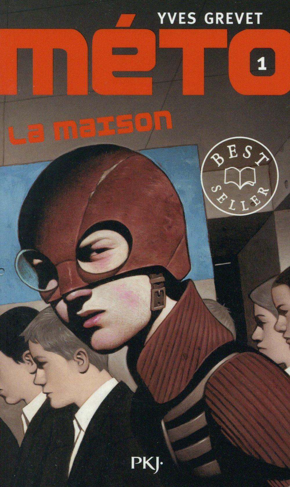 METO - TOME 1 LA MAISON - VOL1