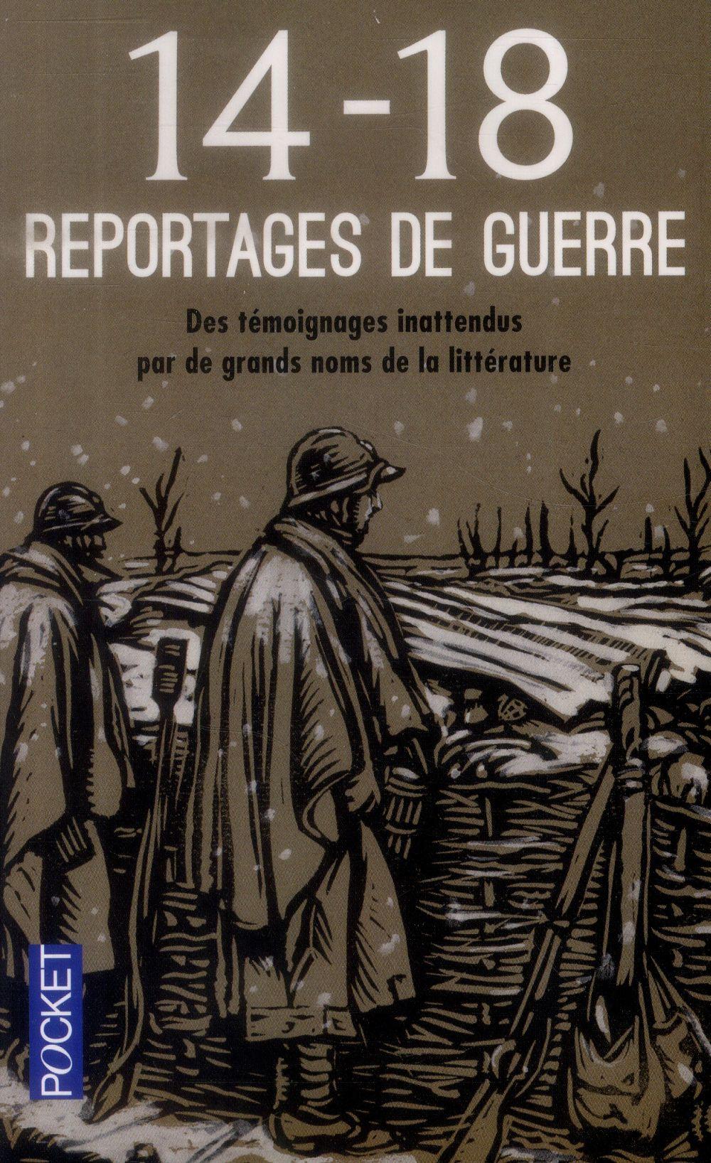 REPORTAGES DE GUERRE 14-18