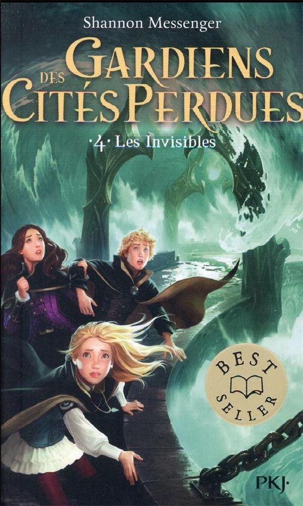GARDIENS DES CITES PERDUES - TOME 4 LES INVISIBLES - VOLUME 04