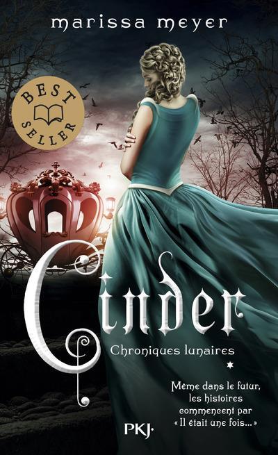 CINDER - TOME 1 CHRONIQUES LUNAIRES - VOL1