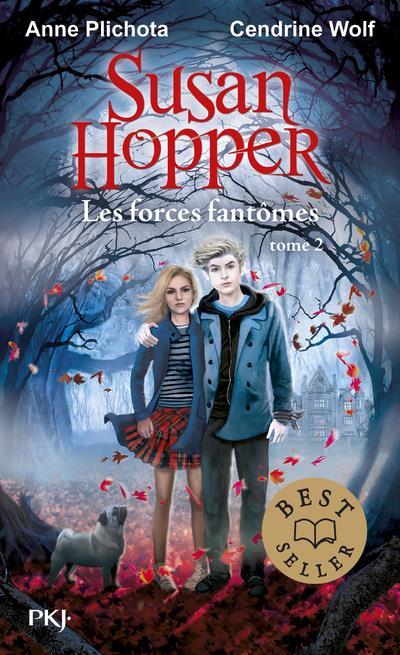 SUSAN HOPPER - TOME 2 LES FORCES FANTOMES - VOL2