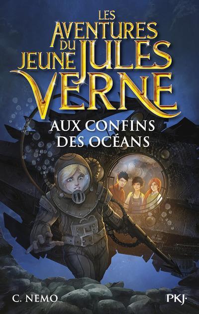LES AVENTURES DU JEUNE JULES VERNE - TOME 4 AUX COONFINS DES OCEANS
