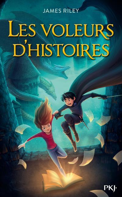 LES VOLEURS D'HISTOIRES - TOME 1 - VOLUME 01