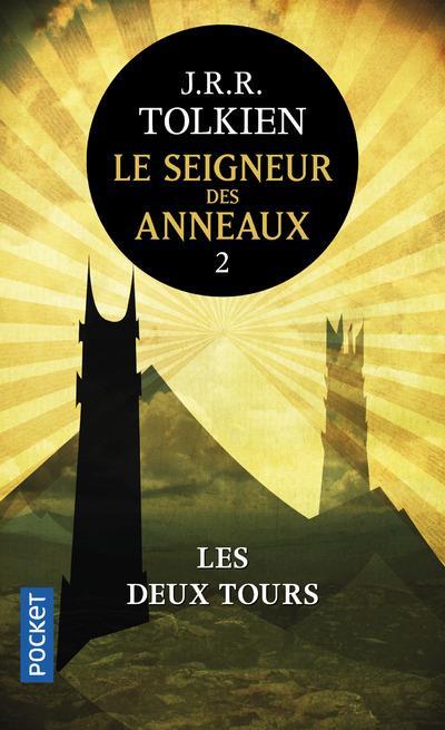 LE SEIGNEUR DES ANNEAUX - TOME 2 LES DEUX TOURS