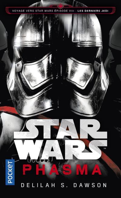 STAR WARS - NUMERO 157 PHASMA - VOYAGE VERS STAR WARS EPISODE VIII LES DERNIERS JEDI