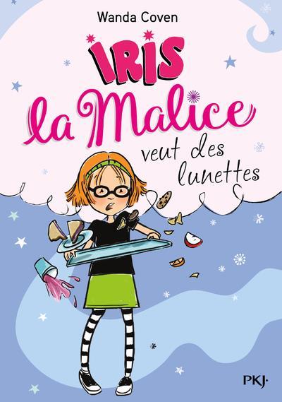 IRIS LA MALICE - TOME 5 VEUT DES LUNETTES - VOL05