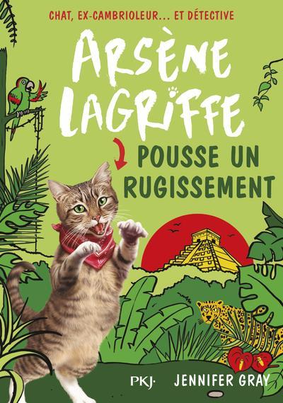 ARSENE LAGRIFFE - TOME 7 POUSSE UN RUGISSEMENT - VOL7