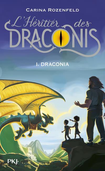 L'HERITIER DES DRACONIS - TOME 1 DRACONIA - VOL01