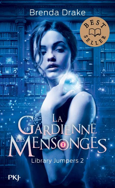 LIBRARY JUMPERS - TOME 2 LA GARDIENNE DES MENSONGES - VOL02