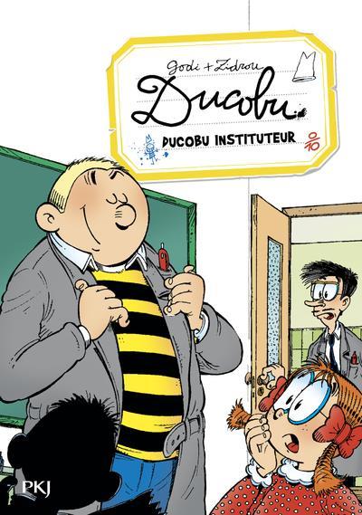 DUCOBU - TOME 3 DUCOBU INSTITUTEUR - VOL03