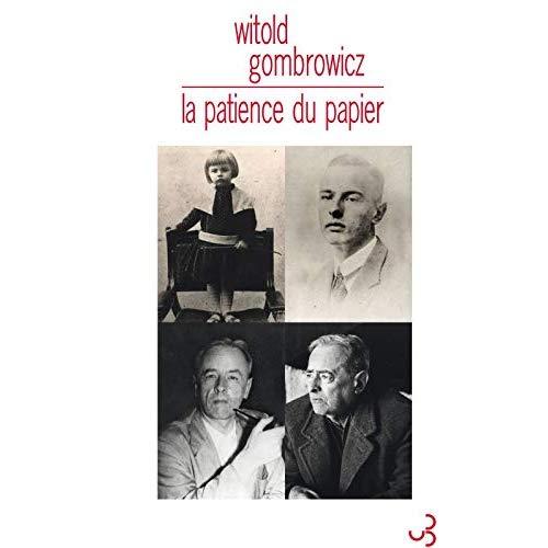 PATIENCE DU PAPIER (LA)