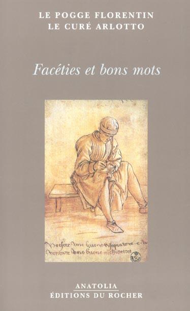 FACETIES ET BONS MOTS