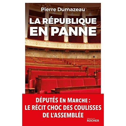 LA REPUBLIQUE EN PANNE - ON AURAIT (PRESQUE) VOULU Y CROIRE...