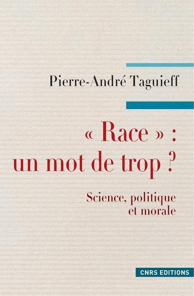 """RACE"" : UN MOT DE TROP ?"