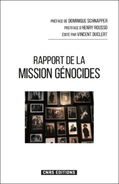 RAPPORT DE LA MISSION GENOCIDES