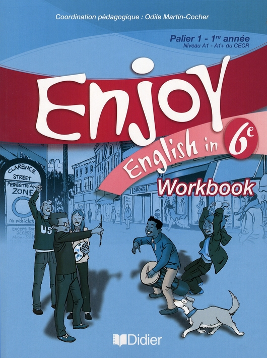 ENJOY 6E-CAHIER D'EXERCICES