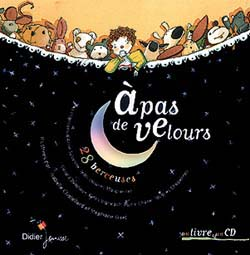 A PAS DE VELOURS (CD)
