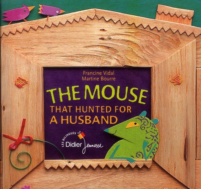 THE MOUSE THAT HUNTED FOR A HUSBAND