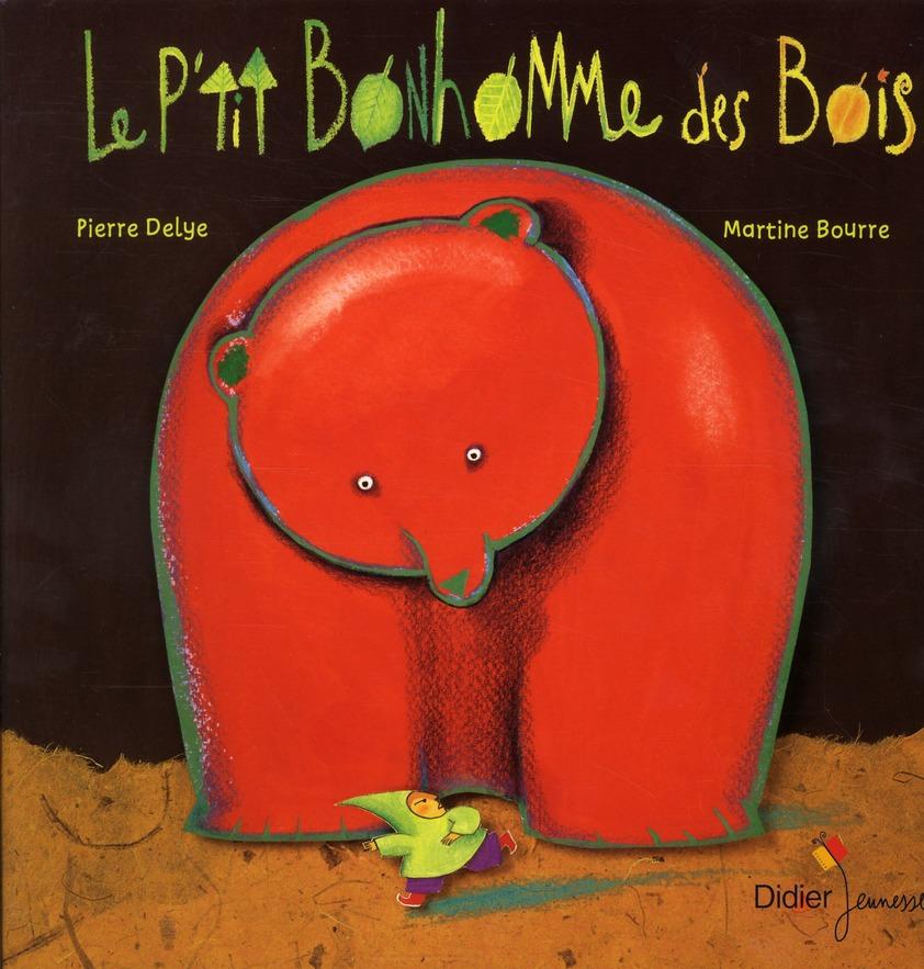 LE P'TIT BONHOMME DES BOIS
