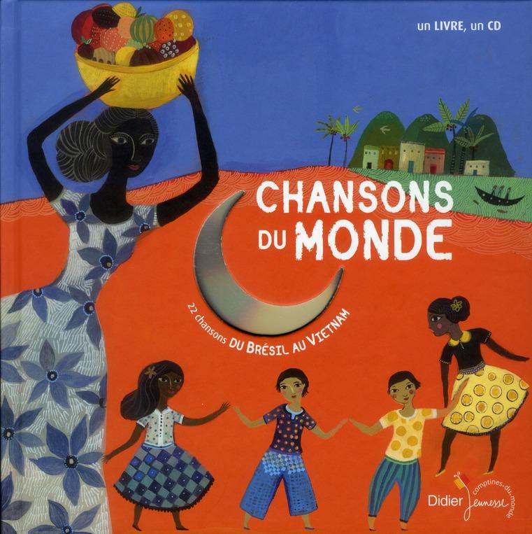 CHANSONS DU MONDE