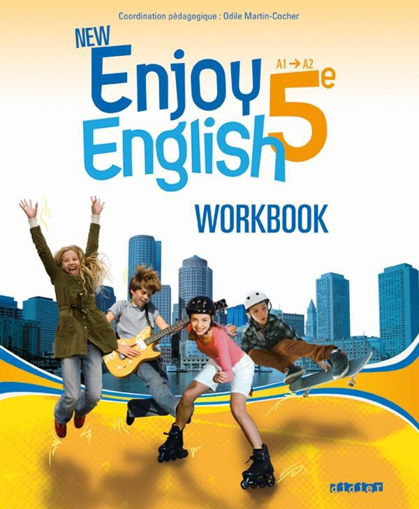 NEW ENJOY ENGLISH 5E - WORKBOOK