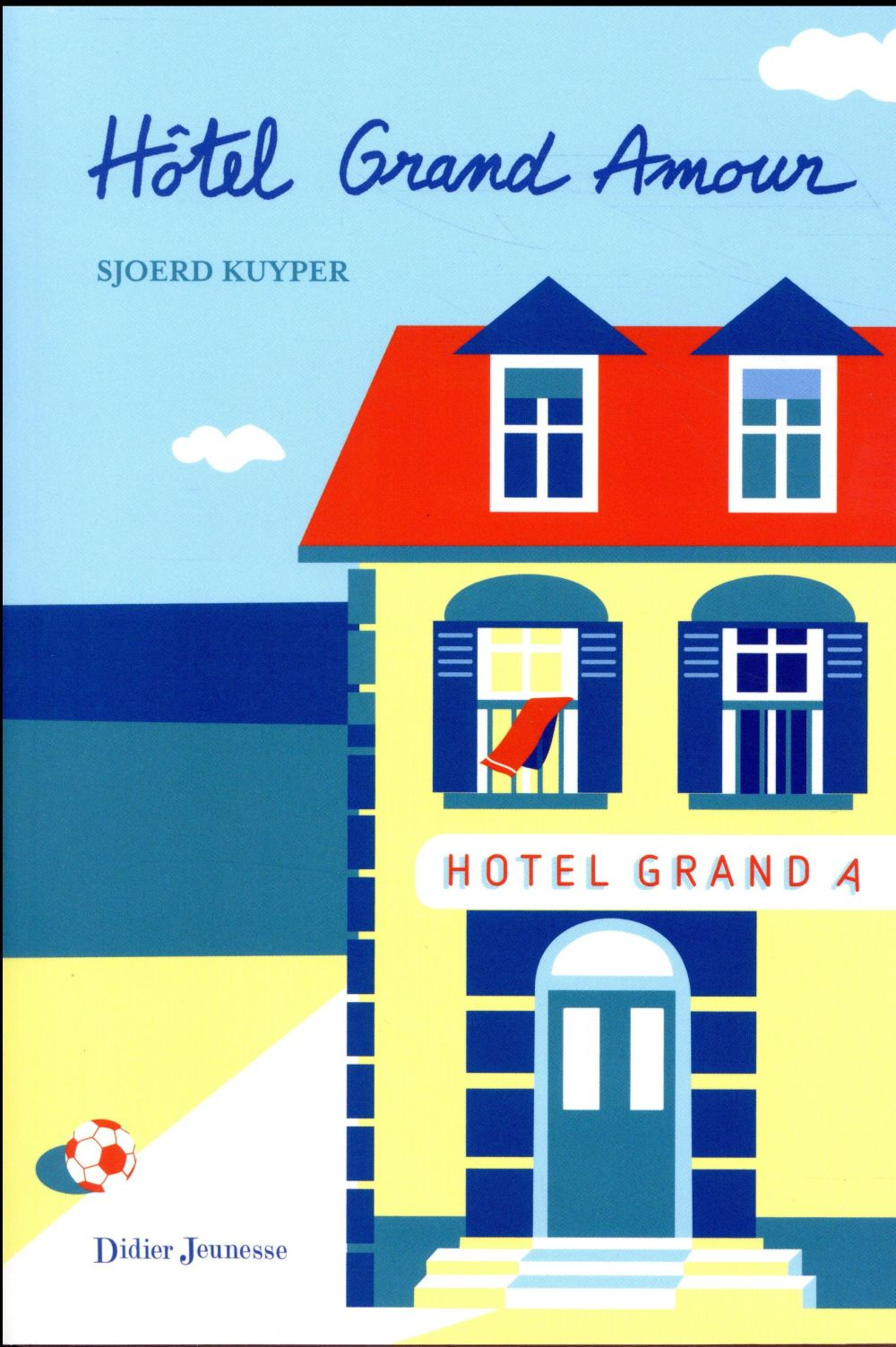 HOTEL GRAND AMOUR