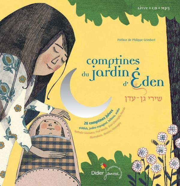 COMPTINES DU JARDIN D'EDEN - EDITION 2018