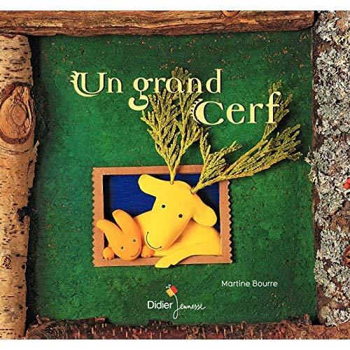 UN GRAND CERF - RELOOK 2020