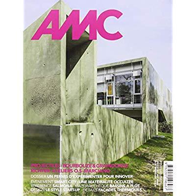 AMC N 271 - LE MONITEUR ARCHITECTURE REVUE MENSUELLE